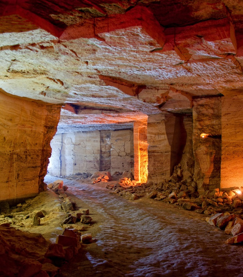 Secrets of the Underground Museums